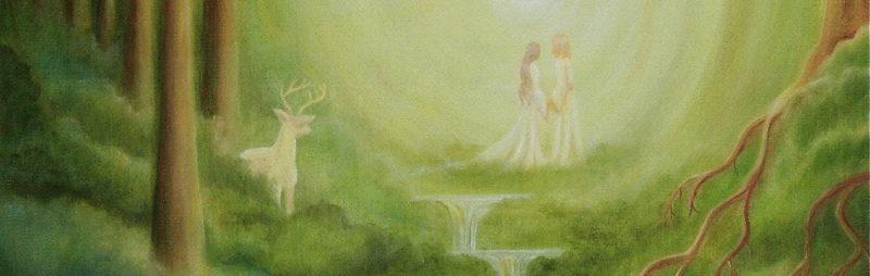 Angel Paintings - Angel Art Prints